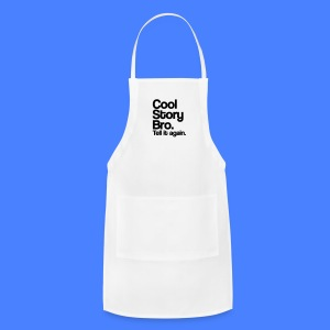 Cool Story Bro iPhone 5 Cases - Adjustable Apron