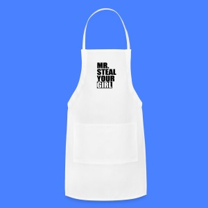 Mr. Steal Your Girl iPhone 5 Cases - Adjustable Apron