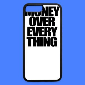 Money Over Everything iPhone 5 Cases - iPhone 7 Plus/8 Plus Rubber Case