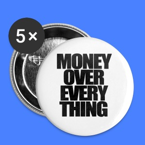 Money Over Everything iPhone 5 Cases - Small Buttons