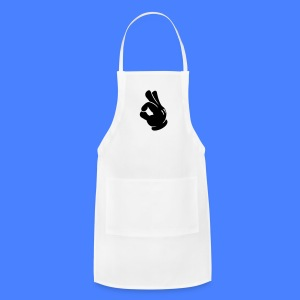 OK Hand iPhone 5 Cases - Adjustable Apron