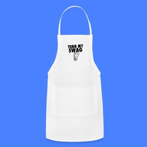 Turn My Swag On iPhone 5 Cases - Adjustable Apron
