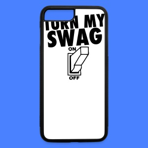 Turn My Swag On iPhone 5 Cases - iPhone 7 Plus/8 Plus Rubber Case