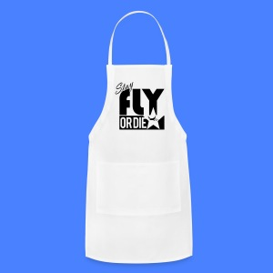 Stay Fly Or Die iPhone 5 Cases - Adjustable Apron