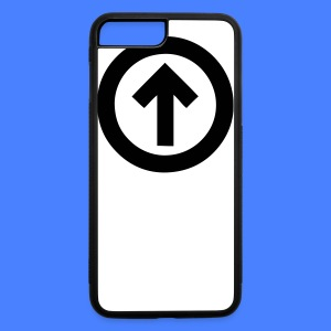 Above The Influence iPhone 5 Cases - iPhone 7 Plus/8 Plus Rubber Case