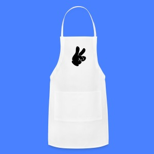 Dueces Hand iPhone 5 Cases - Adjustable Apron