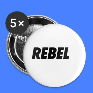 Rebel iPhone 5 Cases - Small Buttons