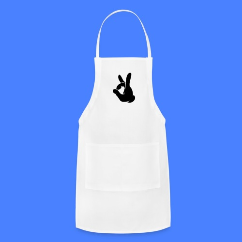 Rock Out Hand iPhone 5 Cases - Adjustable Apron