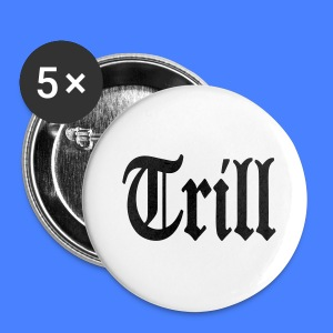 Trill iPhone 5 Cases - Small Buttons