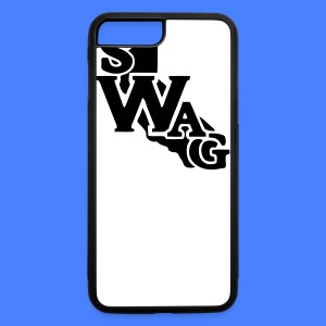 Cali Swag iPhone 5 Cases - iPhone 7 Plus/8 Plus Rubber Case