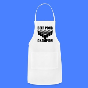 Beer Pong Champion iPhone 5 Cases - Adjustable Apron
