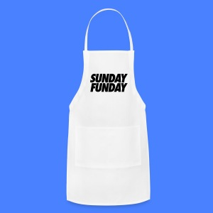 Sunday Funday iPhone 5 Cases - Adjustable Apron