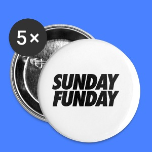 Sunday Funday iPhone 5 Cases - Small Buttons