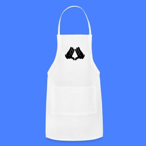 Illuminati Hands iPhone 5 Cases - Adjustable Apron
