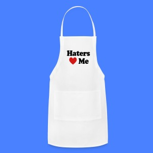 Haters Love Me iPhone 5 Cases - Adjustable Apron