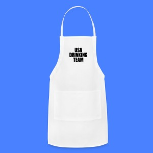 USA Drinking Team iPhone 5 Cases - Adjustable Apron