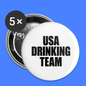 USA Drinking Team iPhone 5 Cases - Small Buttons
