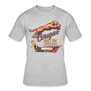 Cougar Hollow Wine Bar T-Shirts - Men's 50/50 T-Shirt