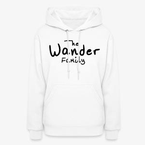 Wander Family - Women's Hoodie