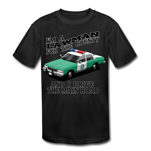 SD County Sheriff Department Lawman