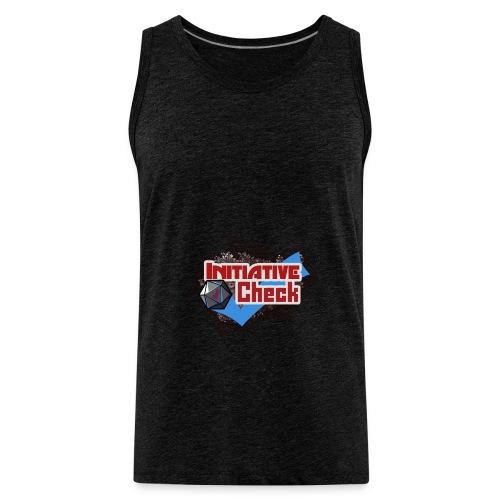 InitiativeCheckSweathshirtGrey - Men's Premium Tank