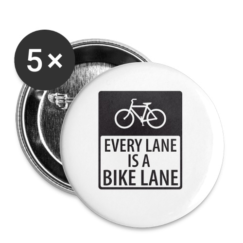 Every Lane is a Bike Lane