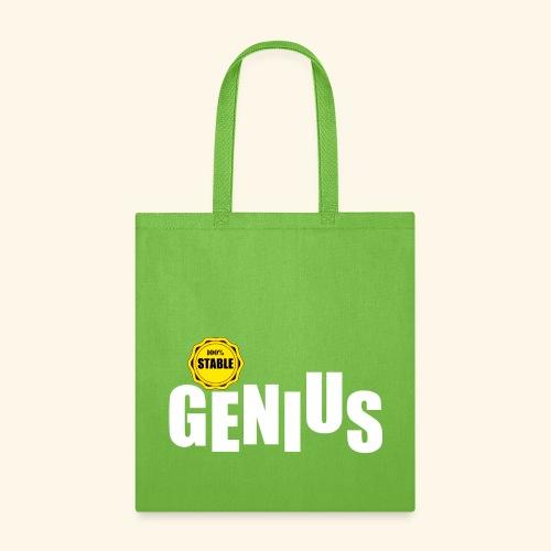 100% stable genius