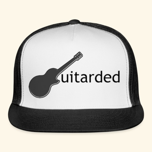 Guitarded  - Trucker Cap