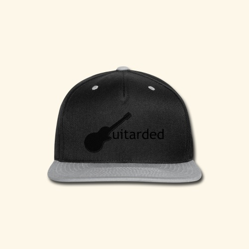 Guitarded  - Snap-back Baseball Cap