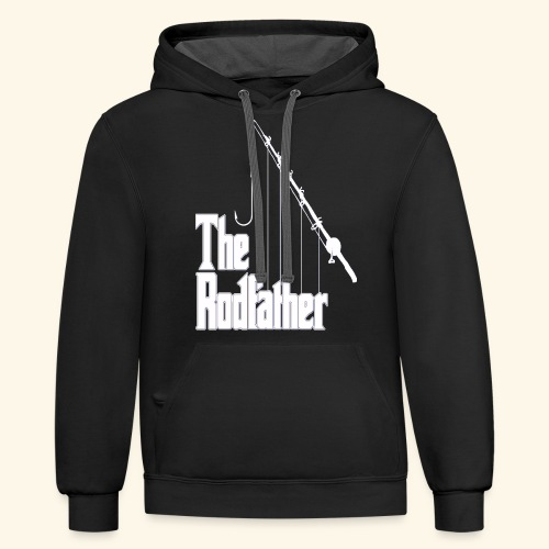 Rodfather   T-Shirts - Contrast Hoodie