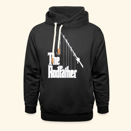 Rodfather   T-Shirts - Shawl Collar Hoodie