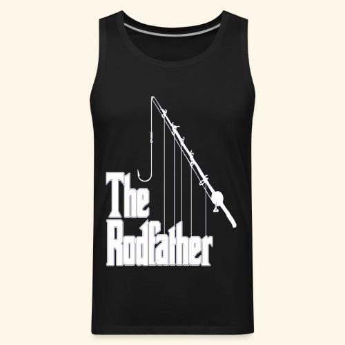 Rodfather   T-Shirts - Men's Premium Tank