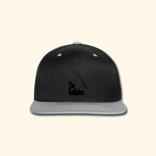 Rodfather   T-Shirts - Snap-back Baseball Cap