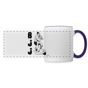 BJJ Leg lock 2 button - Panoramic Mug