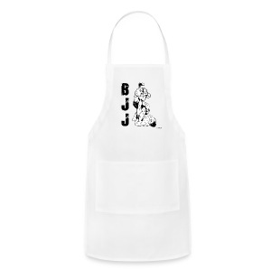 BJJ Leg lock 2 button - Adjustable Apron