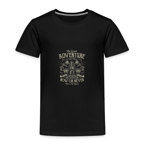 The Great Adventure - Toddler Premium T-Shirt