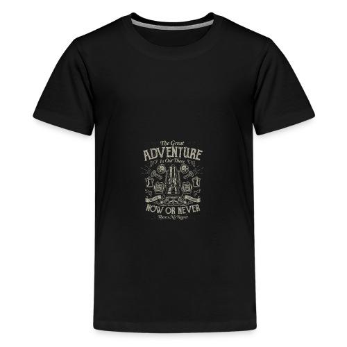 The Great Adventure - Kids' Premium T-Shirt