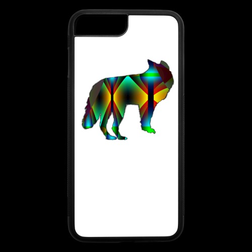 The wolf - iPhone 7 Plus/8 Plus Rubber Case