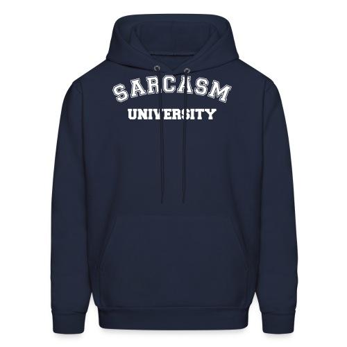 Sarcasm University - Men's Hoodie