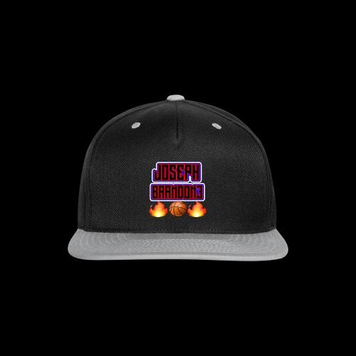 Joseph Brandon3 (Special Edition) Shirt Basketball - Snap-back Baseball Cap