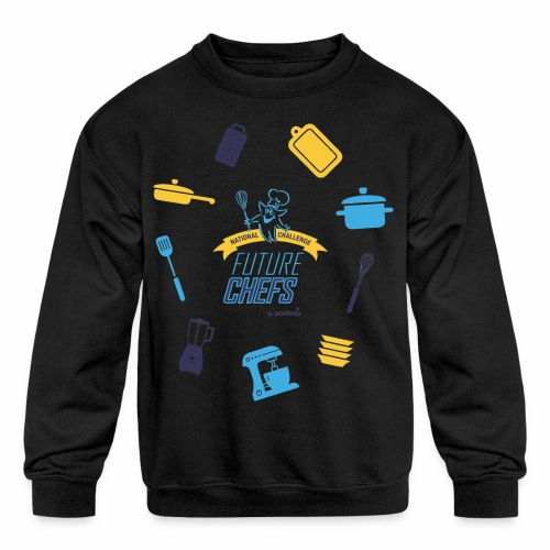 Sodexo Youth 2018 - Kids' Crewneck Sweatshirt