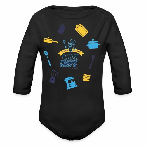 Sodexo Youth 2018 - Organic Long Sleeve Baby Bodysuit