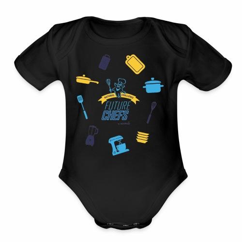 Sodexo Youth 2018 - Organic Short Sleeve Baby Bodysuit