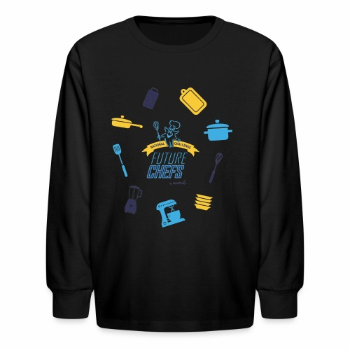 Sodexo Youth 2018 - Kids' Long Sleeve T-Shirt