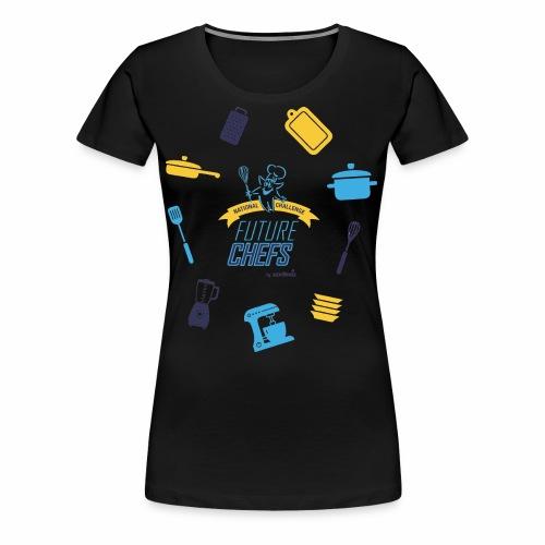 Sodexo Youth 2018 - Women's Premium T-Shirt