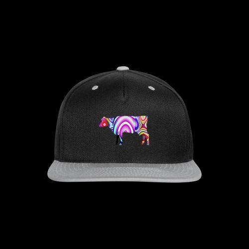 Cow - Snap-back Baseball Cap