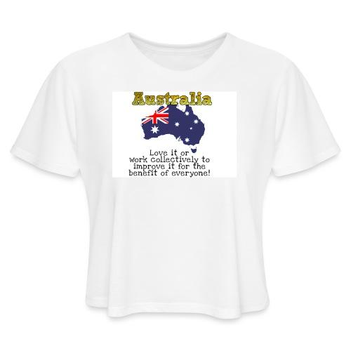 Women's Cropped T-Shirt