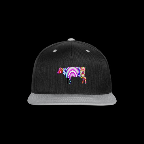 The cow Caps - Snap-back Baseball Cap