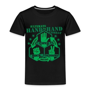 Hand To Hand Combat - Toddler Premium T-Shirt