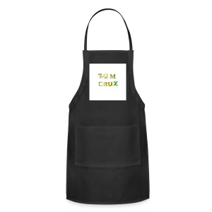Fitted Cotton/Poly T-Shirt by Next Level - Adjustable Apron